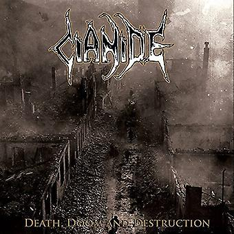 Cianide - Death Doom Destruction [Vinyl] USA import