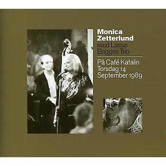 Monica Zetterlund - Live på Cafe Katalin [CD] USA import