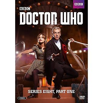 Doctor Who : Série 8 - import USA Part One [DVD]