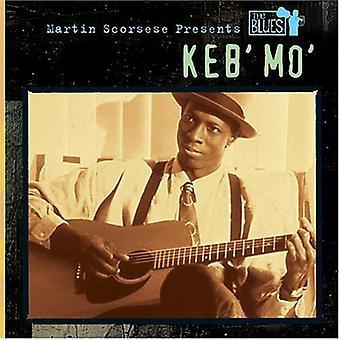KEB Mo'-Martin Scorsese apresenta Blues [CD] EUA importar