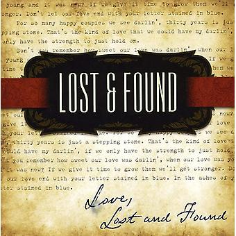 Tabte & fundet - kærlighed tabte & fundet [CD] USA importerer