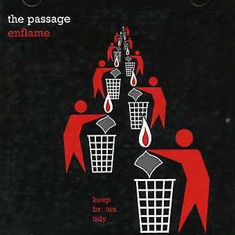 Passage - ophidse [CD] USA importerer