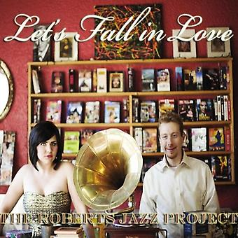 Roberts Jazz Project - niech spadek importu USA miłości [CD]