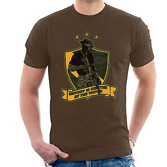 Historie forfatter Call Of Duty mænd T-Shirt
