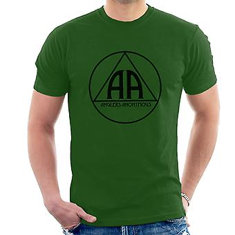 Anglers Anonymous AA Logo Men's T-Shirt