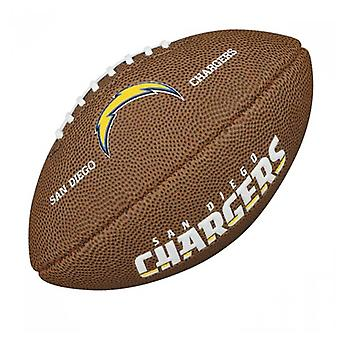 WILSON NFL San Diego Chargers Mini American Football