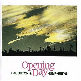Laughton & Humphreys - åbningsdagen [CD] USA Importer