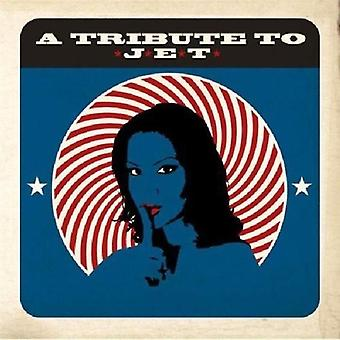 Hyldest til Jet - hyldest til Jet [CD] USA import