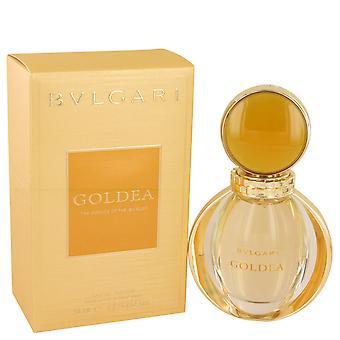 Bvlgari Goldea Eau De Parfum 50ml EDP Spray