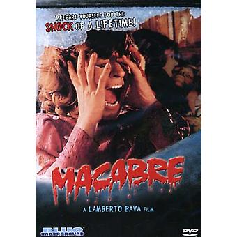 Macabre [DVD] USA import