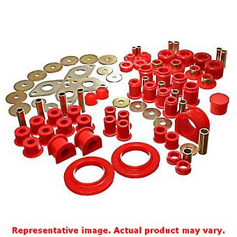 Energy Suspension Hyper-Flex System 8.18107R Red Fits:TOYOTA 2001 - 2003 TACOMA
