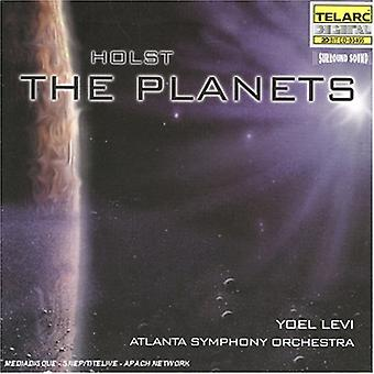 Levi/Aso - Holst: The Planets [CD] USA import