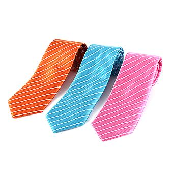 3 Pack of Neckties Mens Tie Set by Scott Allan Collection