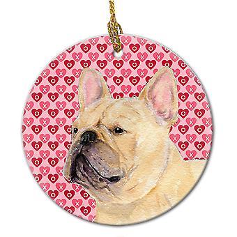 Carolines Treasures  SS4485CO1 French Bulldog  Ceramic Ornament