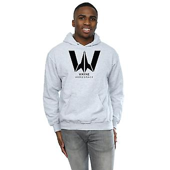 DC Comics mäns Justice League filmen Wayne Aerospace Hoodie