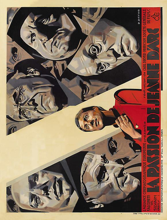 The Passion of Joan of Arc Movie Poster (11 x 17)