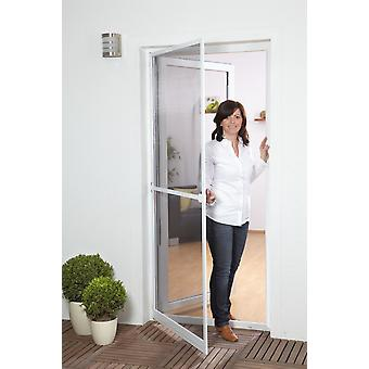 Fly screen door Kit insect protection 100 x 210 cm in anthracite