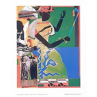 She-Ba Poster Print by Romare Bearden (23 x 29)