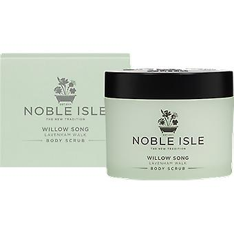 Noble Isle Willow Song Body Scrub