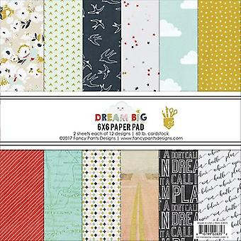 Fancy Pants Designs Single-Sided Paper Pad 6