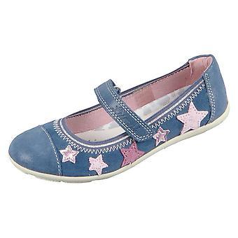Lurchi Mila Jeans ruskind 331496442 børnesko