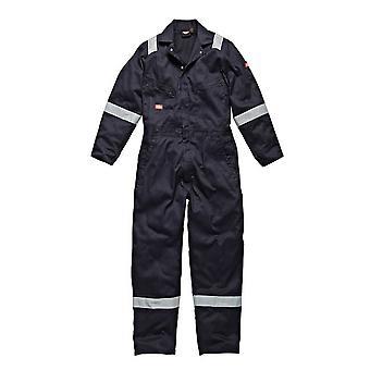 Dickies Mens arbetskläder bomull overall marinblå WD2279N