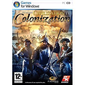 Civilization IV Colonization (PC)
