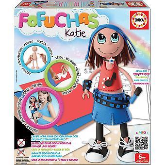 Educa Borras «Fofucha Katie» Doll (17034)