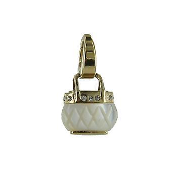 Fossil pendants of charms gold JF83956040 handbag