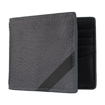 FOSSIELE mannen portemonnee wallet portemonnee met RFID-chip bescherming grijs 6558