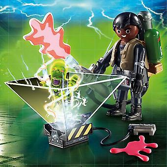 PLAYMOBIL Ghostbusters II Ghostbuster Winston Zeddemore