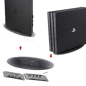 Kabalo verticale dei Video Giochi Console Stand per Sony PlayStation PS4 Pro & Slim nero (PS4 Pro / S)