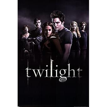 Twilight - Group Poster Poster Print