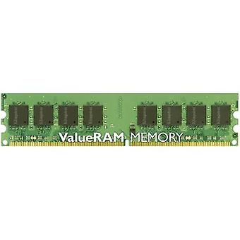 Kingston PC RAM memory ValueRAM KVR16N11S6/2 2 GB 1 x 2 GB DDR3 RAM 1600 MHz CL11 11-11-35