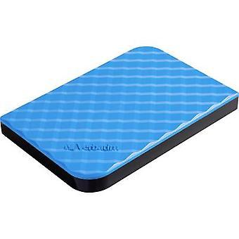 Verbatim Store n Go 2.5 external hard drive 1 TB Blue USB 3.0