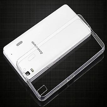 Lenovo K3 note transparent case cover silicone
