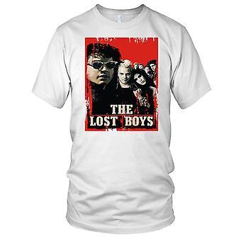 The Lost Boys Bande klassischen Horror Kinder T Shirt