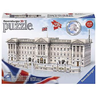 Ravensburger Buckingham Palace 216 Piece 3D Jigsaw Puzzle
