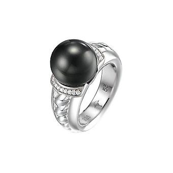 Joop kvinnors ring silver zirconia Natalie JPRG90494A