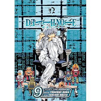 Død Bemærk af Tsugumi Ohba - Takeshi Obata - 9781421506302 bog