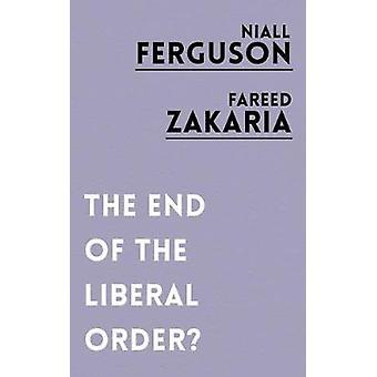 I slutet av den liberala ordningen? av Niall Ferguson - 9781786073105 bok