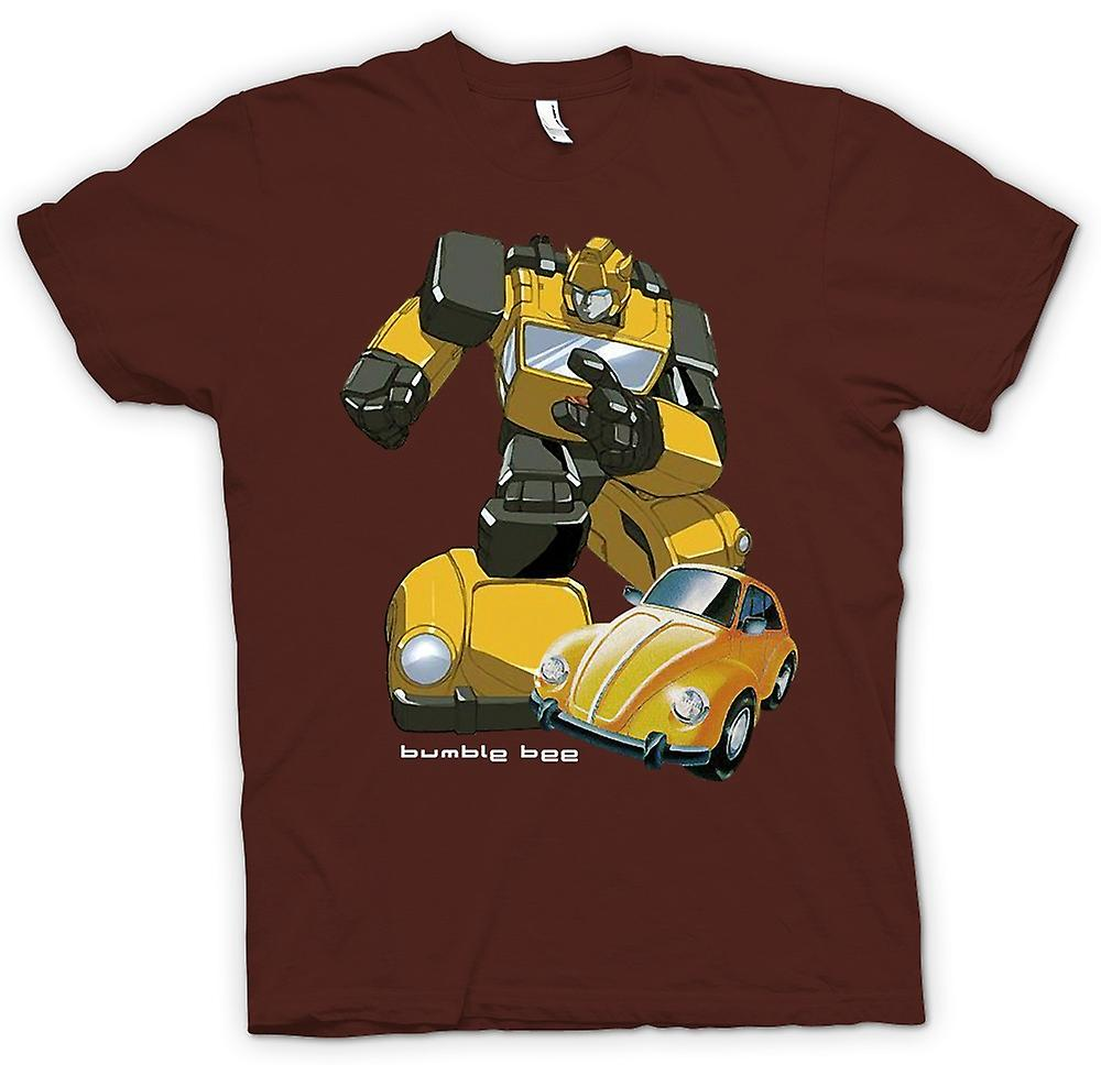 Mens T-shirt - Transformers - Bumblebee - Comic