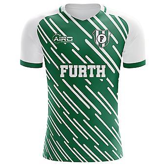 Koszulka piłkarska Home Concept 2019-2020 Greuther Furth