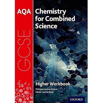 AQA GCSE chemie voor gecombineerde Science (Trilogy) werkmap