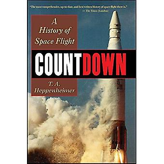 Nedräkning: Historia av rymdfärder