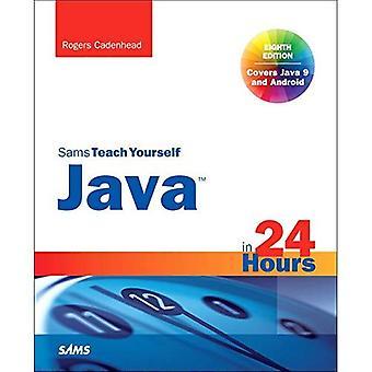 Java in 24 ore, Sams Teach Yourself (che copre Java 9)