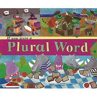 Se você fosse uma palavra no Plural