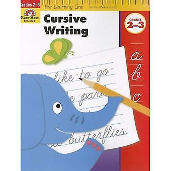 Cursive Writing, Grades 2-3 (Learning Line)