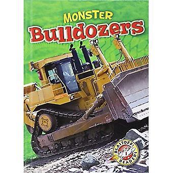 Monster Bulldozers (Blastoff! Readers: Monster Machines)