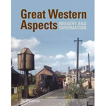 Great Western Aspects - Imagery and Information